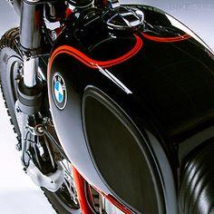 Perspective is in the details.... carpressonline:  1974 BMW R906 Hustler