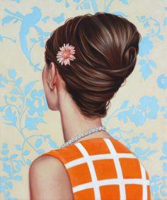 Rose Miller of Wolfgang & Rose, Australian Artist www.wolfgangandrose.com