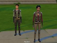 Mod The Sims - Smuggler Outfit