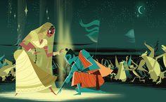 Ramayana by Sanjay Patel