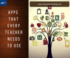 In this technology world which apps are very helpful for teachers. #apps #teacher #Technology #yahoo #google #Instagram #assignmenthelp #myassignment  http://www.myassignmenthelp.net/blog/10-apps-that-every-teacher-needs-to-use/