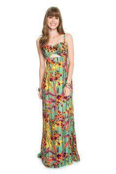 Vestido Coleção Verão 2014. Casual Chic, Dresses, Fashion, Gorgeous Dress, Summer Dresses, Clothing Templates, Casual Dressy, Vestidos, Moda