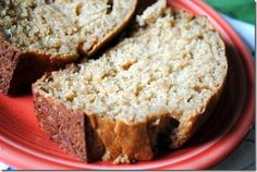 Healthy Banana Bread with Greek Yogurt