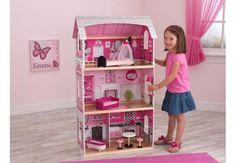 Paradise Dollhouse DIY Ideas, alleen dan een ander kleurtje....