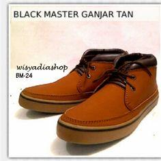 Black Master Casual, size 39-44 | Order by Pin BB 2303214F, WA 08568328201 or Line Wisyadiashop