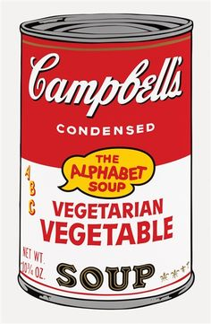Set of 10,Campbell's Soup