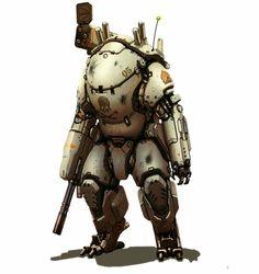 Mecha Juggernaut