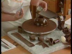 Chocolate Ribbon - YouTube