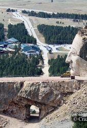 Establishing Crazy Horse Memorial Foundation