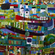 A Patchwork of Summer Thoughts…Charlie O'Sullivan