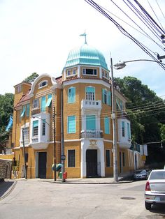 My post about Santa Teresa, Rio de Janeiro, Brazil