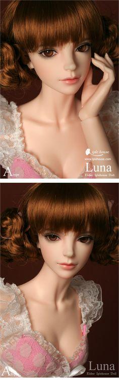 Iplehouse Luna. I want this.