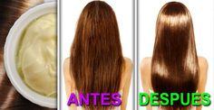 No dejarás de usarlo. Mayonesa para un cabello brillante y espectacular. - TuSalud.Info