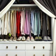 Charmant 11 Tips For Organizing Your Closet Like A Pro: Http://www.