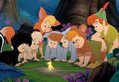 *THE LOST BOYS ~ Peter Pan in Return to Neverland