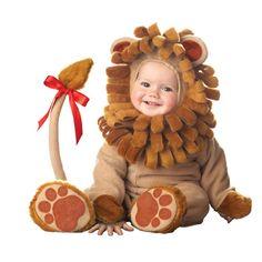 Lil' Lion Toddler Infant Halloween Costume   eBay
