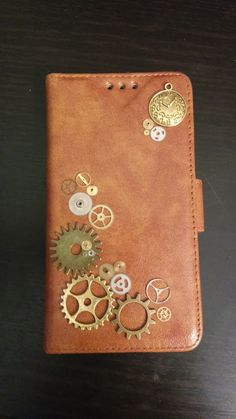 HandyCover made steampunky