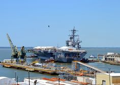 Rota Spain, Uss Theodore Roosevelt, Navy Carriers, Naval History, Newport News, United States Navy, Navy Ships, Submarines, Aircraft Carrier