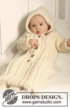 Free Pattern - baby sleep sackl