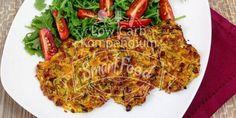 Die Low-Carb Gemüse-Käse-Taler mit Schinken sind ein richtig leckerer Snack für den Abend oder einfach nur für Zwischendurch.