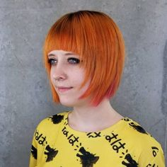 Completely fashionable Bob hairstyles with pony 2019 Completely Fashionable Bob Hairstyles with Pony 2018 Who Does not Love a Bob Haircut? Long, short, layered, structured - there is an admirable bob for. Smart Hairstyles, Bob Hairstyles With Bangs, Layered Bob Hairstyles, Long Bob Haircuts, Cute Girls Hairstyles, Bangs Hairstyle, Hairstyle Ideas, Bob Haircut With Bangs, Haircut For Thick Hair