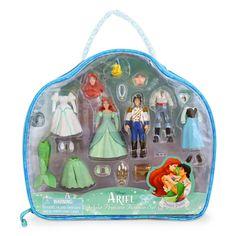 Ariel The Little Mermaid Deluxe Fashion Polly Pocket Set Disney Theme Parks NEW Disney Princess Nails, Princess Toys, Disney Animator Doll, Disney Dolls, Toys For Girls, Kids Toys, Disney Store Toys, Minnie Mouse Toys, Barbie Birthday