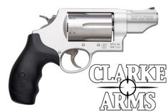 Clarke Arms has the All New Matte Silver S&W Governor! Check them out! http://www.clarkearms.com/catalog/product/ef461dc247e442a1a7d211c424d64790#.UvabuJyyn9M