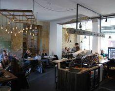 Rocket Bean Roastery   Cafés   Riga
