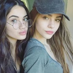 Bridget Satterlee and Maggie Duran