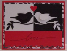 Anniversary by woodknot - Cards and Paper Crafts at Splitcoaststampers