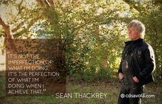 Wine Wednesday with Winemaker Sean Thackrey. Wine Wednesday, Military Jacket, Im Not Perfect, Field Jacket, I'm Not Perfect, Military Jackets