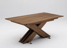 Beautiful Wooden Table 44