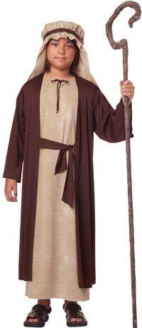 Disfraz de San José para Niños
