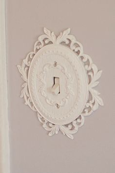 Antique Look Light Switch Plate