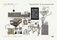 Want some practical tips to add a touch of industry to your home?     Check out our new Industrial Chic Style Builder - a 'how to' guide for decorating in industrial style. Only $4.99!  http://www.stylemyinterior.com/styleguides/style.aspx?id=5