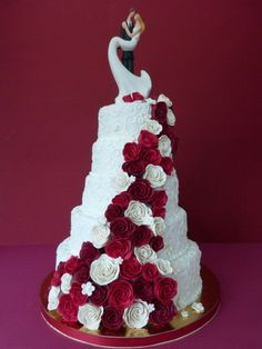 Die 57 Besten Bilder Von Hochzeitstorten Birthday Cakes Beautiful