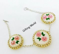 Pin by mrudula vellapalem on polymer clay jewellery ideas polymer clay jewelry jewelry ideas polymers aloadofball Image collections