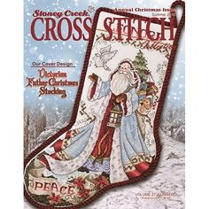 449 Best Xstitch Stockings Images In 2019 Christmas