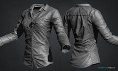 ArtStation - Making Shirt with Zbrush + Marvlous Designer (Time Lapse), Jason Ahn