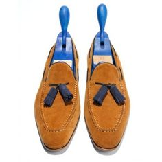 Martin Tassel--Walnut : Men's Footwear : Footwear