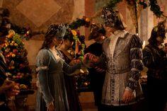 Production Stills from Romeo & Juliet
