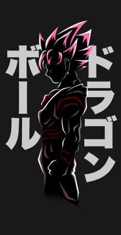 Goku Black Super Saiyan Rose, Dragon Ball Super