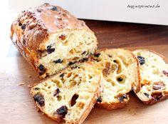 Gezond rozijnenbrood met spelt en yoghurt - http://www.volrecepten.nl/r/gezond-rozijnenbrood-met-spelt-en-yoghurt-13235083.html