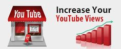 Buy Youtube views , real youtube users viewing your video for more than 40 seconds delivered in 24 hours to your specified video. Very good for raising your video ranking on youtube results and google.http://1stsocialmedia.com/2000-youtube-views/