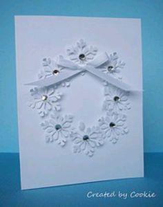 7eae2776ecaa28b10ad01b387655ec13--snowflake-wreath-simple-snowflake.jpg (236×299)