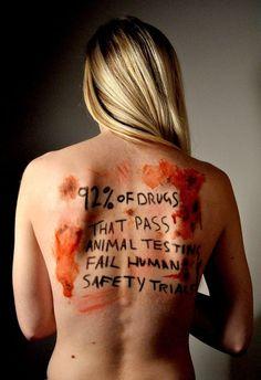 006 Peta Stop animal testing! Vegan Food & Products Dave
