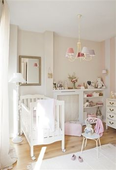 Sweet nursery and kids room