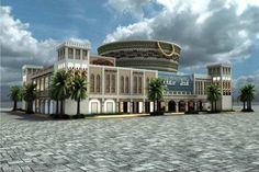 expo Milano 2015 pavilion Qatar