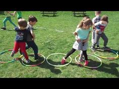 (26) w zabawie na przedszkolnej murawie - YouTube