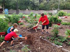Moss Haven Elementary School Outdoor Learning Environment Farm in Dallas